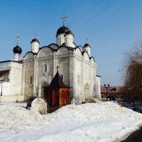 Церковь женского монастыря :: Svetlana27