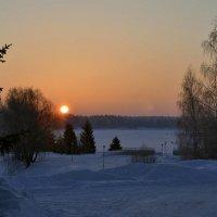 Зимнее утро :: Андрей Куприянов