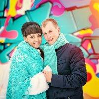 Александр и Екатерина 14.02.2015 :: Юрий Лобачев