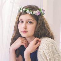 Портрет Марии :: Светлана Светлакова