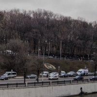 Прощание с Немцовым. :: Яков Реймер