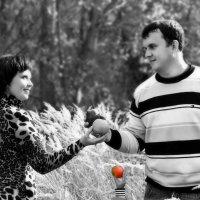 Яблоко взаимной любви :: Юлия Солнцева