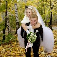 Свадьба 2014 октябрь Наталья и Александр :: Мари Ковалёва