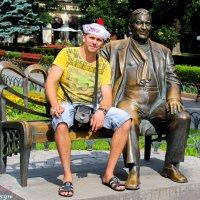 Тарас и Леонид. :: vcherkun