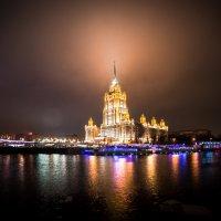 Река Москва :: Konstantin Margunov