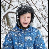 *** (Открытая улыбка детской непосредственности) :: Сергей В. Комаров