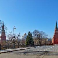 Весна в Кремле 3 :: Galina