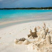 Замок на песке Багамы. Январь 2015 г. :: Olga Koroleva