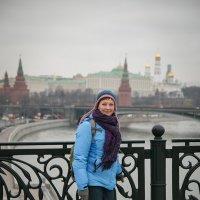 прогулка по Москве :: Эльмира Суворова