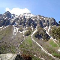 Kleine Lobspitze (2760 m ) :: Olga