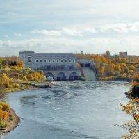 Нарвская ГЭС :: Николай