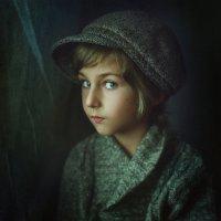 мальчик в кепке :: Елена Галицкая