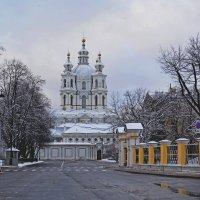 Смольный собор :: Наталья Левина