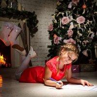 Письмо Деду Морозу :: Игорь Malibu
