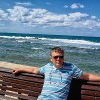 На берегу моря... Красота и блаженство.. :: Владимир Сквирский