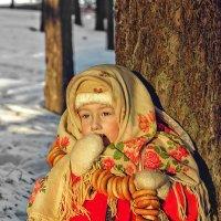 как Даша в лесу баранки ела :: Юлия Раянова