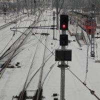 Железная дорога-40 :: Фотогруппа Весна.