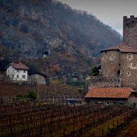 Где то в итальянских Альпах :: Alexander Andronik