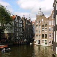 Амстердам - северная Венеция! :: Юрий Поляков