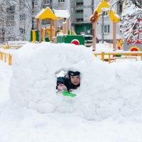 защита крепости :: Екатерина Куликова