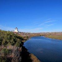 Река Быстрая Сосна :: Canon PowerShot SX510 HS