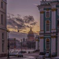 Дворцовая площадь :: Valeriy Piterskiy