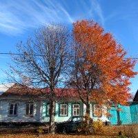Дом на ул. Красноармейская :: Canon PowerShot SX510 HS