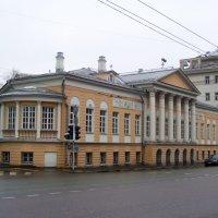 Дом-музей Матвея Муравьева-Апостола, 1806 :: Наталья Гусева