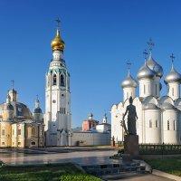 Вологодский Кремль :: Galina