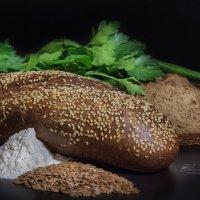 Ароматный хлеб :: Оксана Новицкая