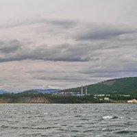 На подходе к Северобайкальску :: val-isaew2010 Валерий Исаев