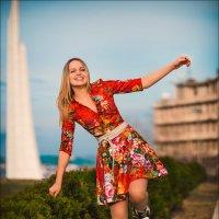 Радость–это когда душа перестает просить то, чего у неё нет, и начинает радоваться тому, что есть :) :: Алексей Латыш