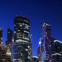 Москва-Сити :: Александр Назаров