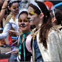 Веселый Пурим. Карнавал в Ашкелоне. :: Leonid Korenfeld