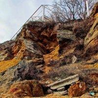 одесский берег (остатки) :: Александр Корчемный