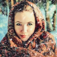 Зима :: Мила Ибадуллаева
