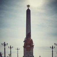Памятник партизанам :: Олег Александров