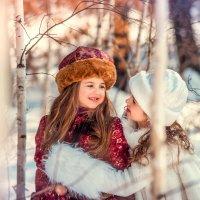 Две барышни :: Динa Vоzdvizhеnskаyа