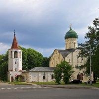 Православный собор в Великом Новгороде :: Елена Дорошенко