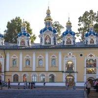 Свято-Успенский Псково-Печерский монастырь. Успенский собор :: Алексей Шаповалов Стерх