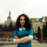 Город :: Daria Nezhuta