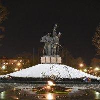 Вечерний ПаркПобеды :: юрий Амосов