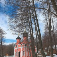 Первые проталины весны :: Nikita Volkov