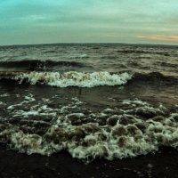 Очень чёрное море :: Ира Петрова