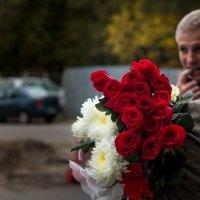 Дарите женщинам цветы :: Надежда Попова