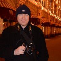 Вечерняя Москва :: Геннадий Белоусов