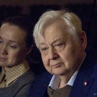 Олег Табаков с Дарьей Мороз :: Светлана Яковлева