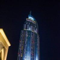 Ночной Дубай :: Руслан Безхлебняк