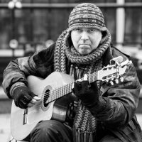 Добрый взгляд музыканта :: Александр Степовой