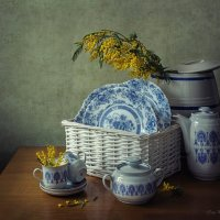 Весна на кухне :: Ирина Приходько